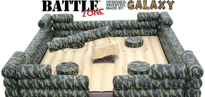 Battle Zone | Redneck Games from Galaxy Multi Rides