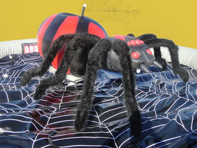Haunted House Attractions | Mechanical Spider