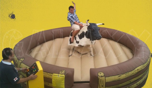 Mechanical Bull Rides from Galaxy Multirides